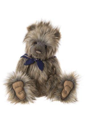 Skipper Plush Bear, 61 cm – Charlie Bears CB191927