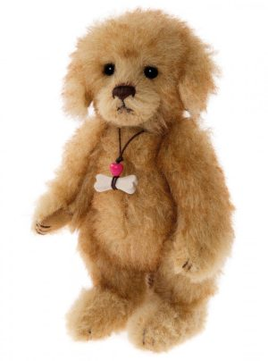 Paws Dog – Charlie Bears (MiniMo Collection)
