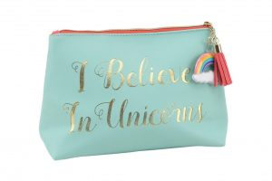 I Believe In Unicorns Makeup Bag - Cloud Nine