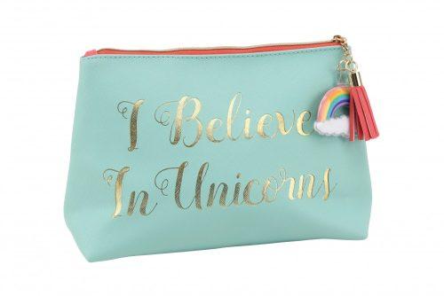 I Believe In Unicorns Makeup Bag - Cloud Nine