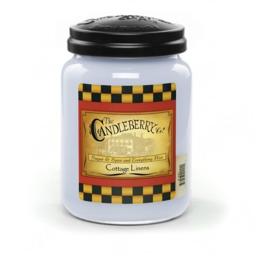 Cottage Linens - Candleberry Candles