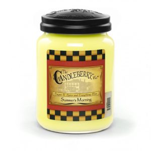 Summer's Morning - Candleberry Candles