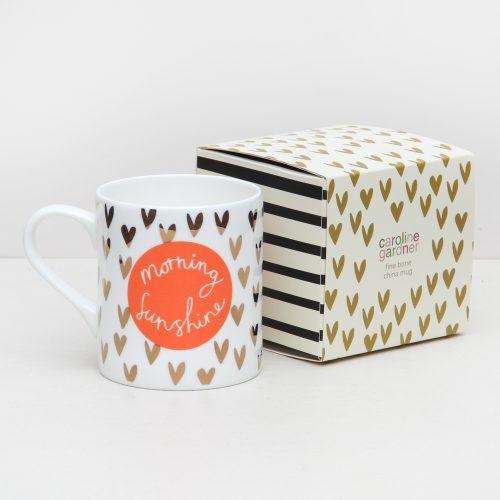 Morning Sunshine Boxed Mug - Caroline Gardner
