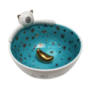 Disaster Designs Over The Moon Bear Dish