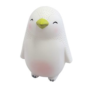Disaster Designs Over The Moon Penguin Mini LED Night Light