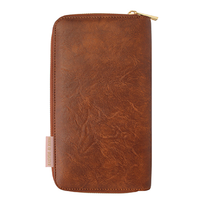 Secret Garden Bird Travel Wallet - Disaster Designs