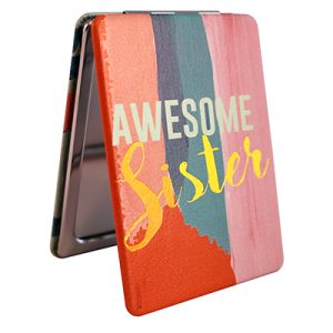 Disaster Designs Ta-Daa! Awesome Sister Compact Mirror