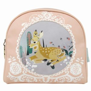 Nordikka Deer Makeup Bag - Disaster Designs