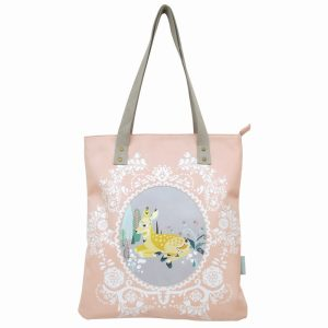 Nordikka Deer Tote Bag - Disaster Designs
