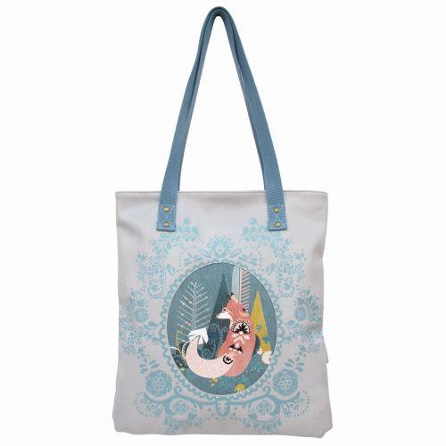 Nordikka Fox Tote Bag - Disaster Designs