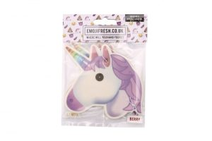 Emojifresh Unicorn Pack of 2 Air Fresheners