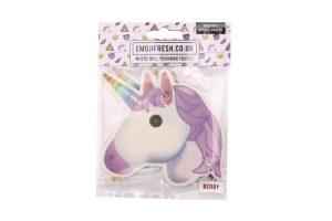 Emojifresh Unicorn Pack of 2 Air Fresheners