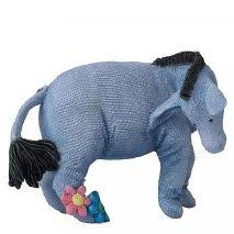 Disney Classic Winnie The Pooh Eeyore (Standing) Figurine - Enesco
