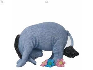 Disney Classic Winnie The Pooh Eeyore (Head Bowed) Figurine - Enesco