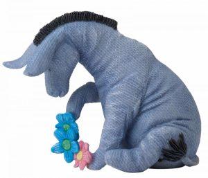 Disney Classic Winnie The Pooh Eeyore (Sitting) Figurine - Enesco