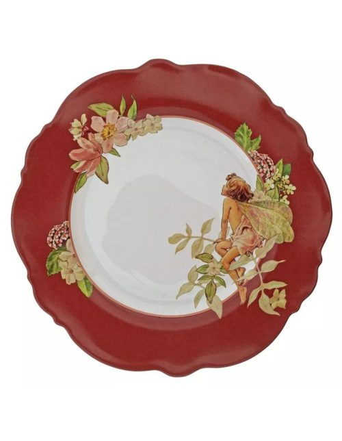 Flower Fairies Jasmine Plate