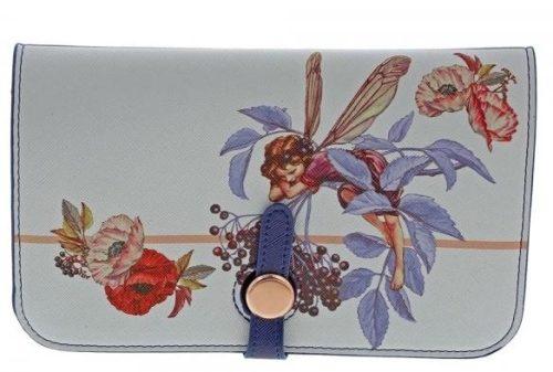 Flower Fairies Elderberry Fairy Ladies Multi Purse - A29214