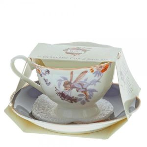 Flower Fairies Elderberry Cup & Saucer A28942