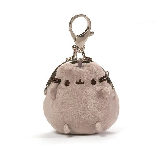 Mini Pusheen Grey Coin Purse