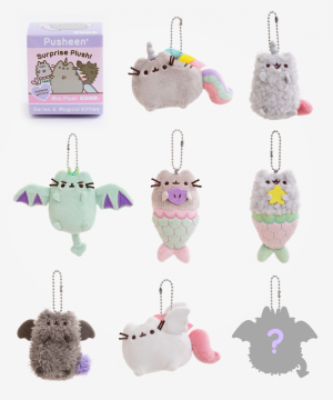 Pusheen Surprise Plush Mystery Box Series 6: Magical Kitties