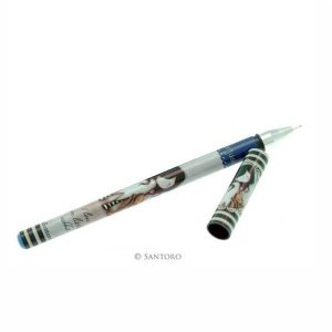 Gorjuss Needlepoint Gel Pen - I Love You Little Bunny