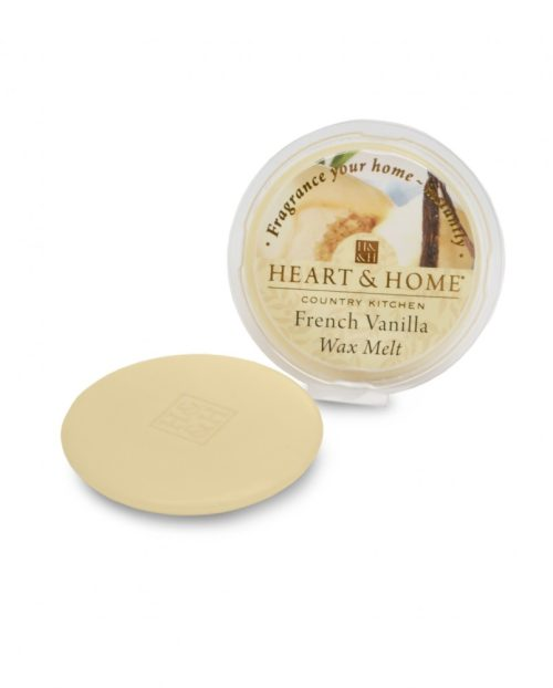 French Vanilla - Wax Melt - by Heart and Home