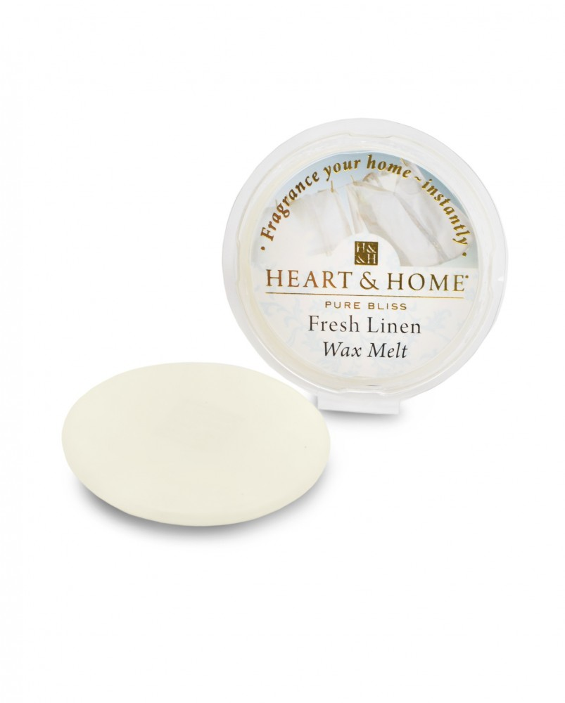 Fresh Linen - Wax Melt - by Heart and Home