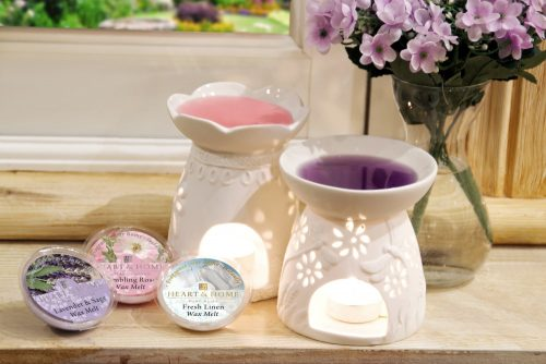 Lavender and Sage - Wax Melt - by Heart and Home