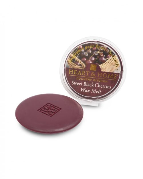 Sweet Black Cherries - Wax Melt - by Heart and Home