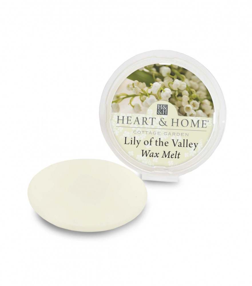 Lily of the Valley - Wax Melt - by Heart and Home
