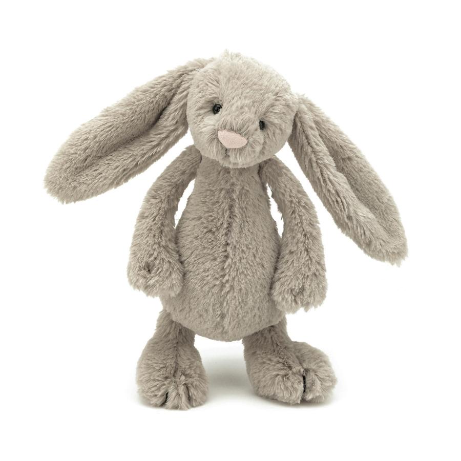 Jellycat Bashful Beige Bunny - Small 18 cm