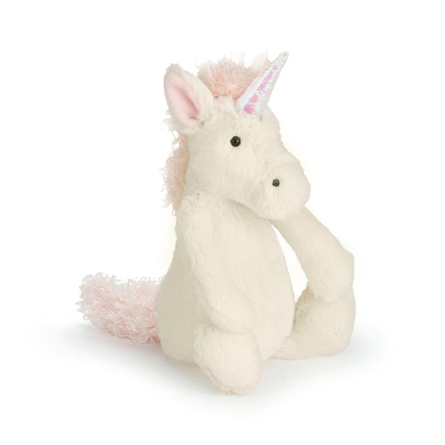 Jellycat Bashful Unicorn - Small 18 cm