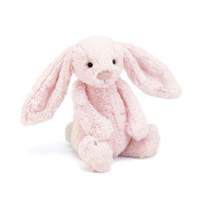 Jellycat Bashful Pink Bunny - Medium 31 cm