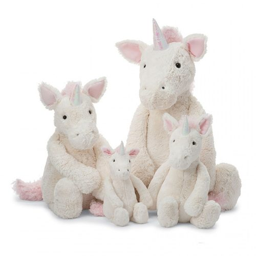 Jellycat Bashful Unicorn - Small 18 cm