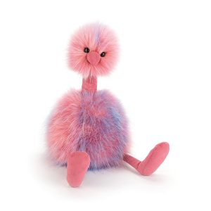 Jellycat Candy Floss Pompom - Medium 33 cm