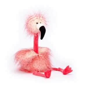 Jellycat Flora Flamingo - Medium 49 cm