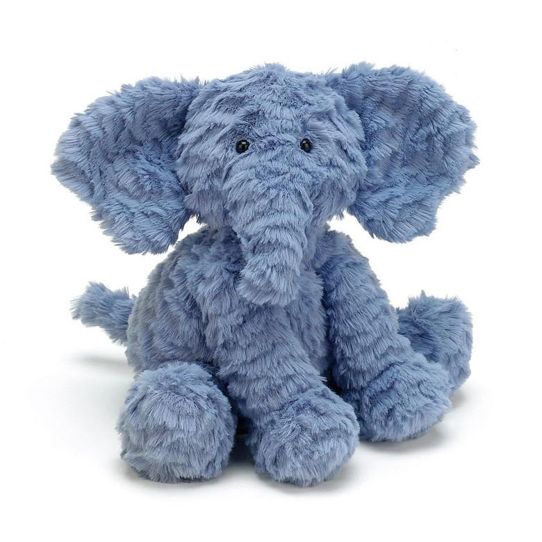 Jellycat Fuddlewuddle Elephant - Medium 23 cm