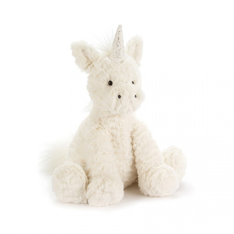Jellycat Fuddlewuddle Unicorn - Medium 23 cm