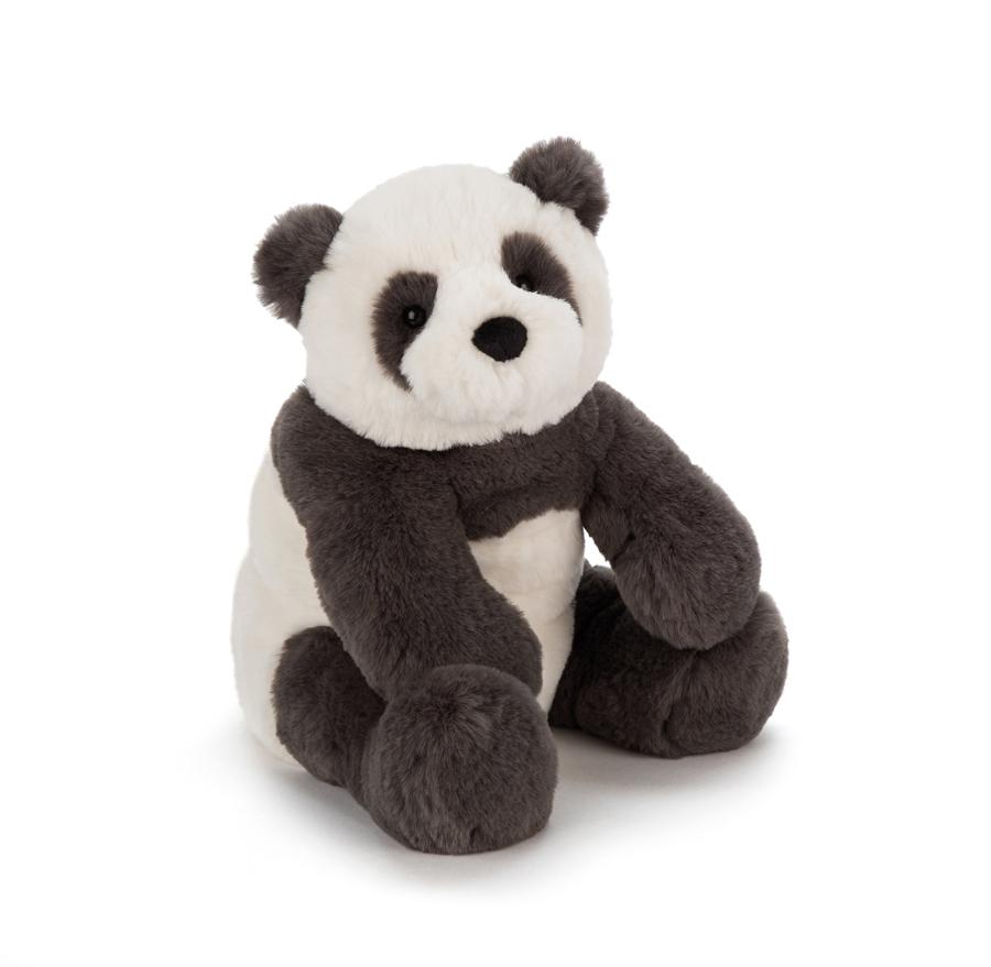 Jellycat Harry Panda Cub - Medium, 26 cm
