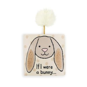 If I Were A Bunny Board Book - Jellycat