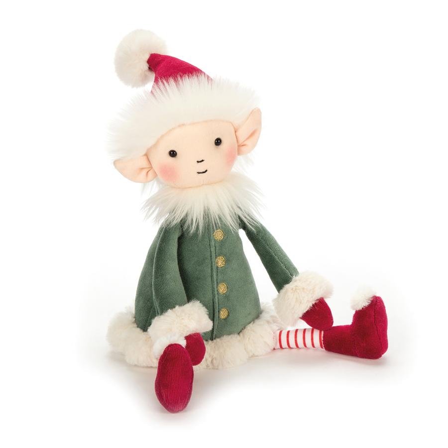 Jellycat Leffy Elf - Medium 32 cm