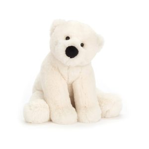 Jellycat Perry Polar Bear - Small 19 cm