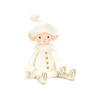 Jellycat Snowflake Elf - Medium 36 cm