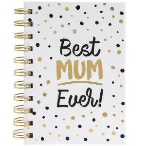 Best Mum Ever Notebook
