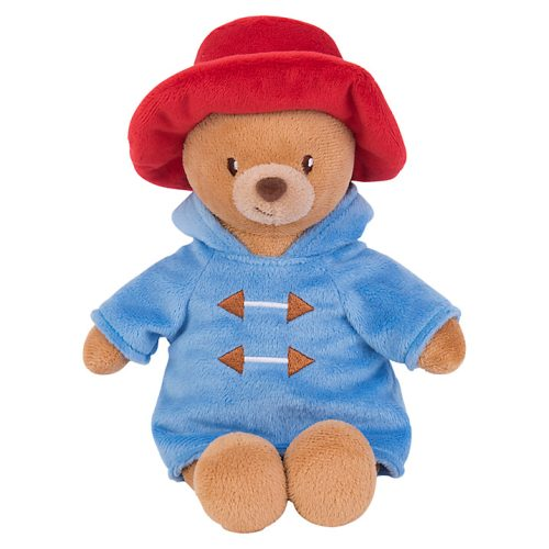 My First Paddington Bear Plush Soft Toy - Rainbow Designs