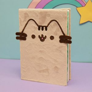 Pusheen Plush Notebook A5