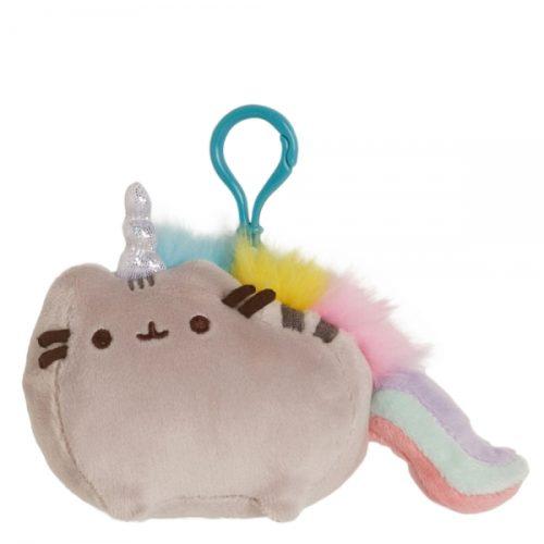 Pusheenicorn Backpack Clip
