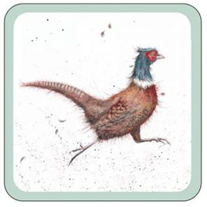 Wrendale Designs - Pheasant Coaster
