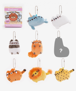 Pusheen Surprise Plush Mystery Box Series 7: Pusheenimals