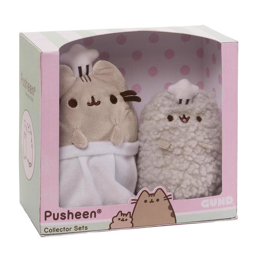 Pusheen Baking Collectable Set